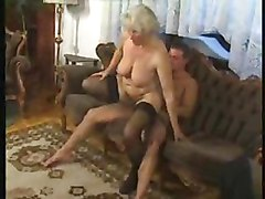 granny orgy movie Hot orgy with granny and her son in law.